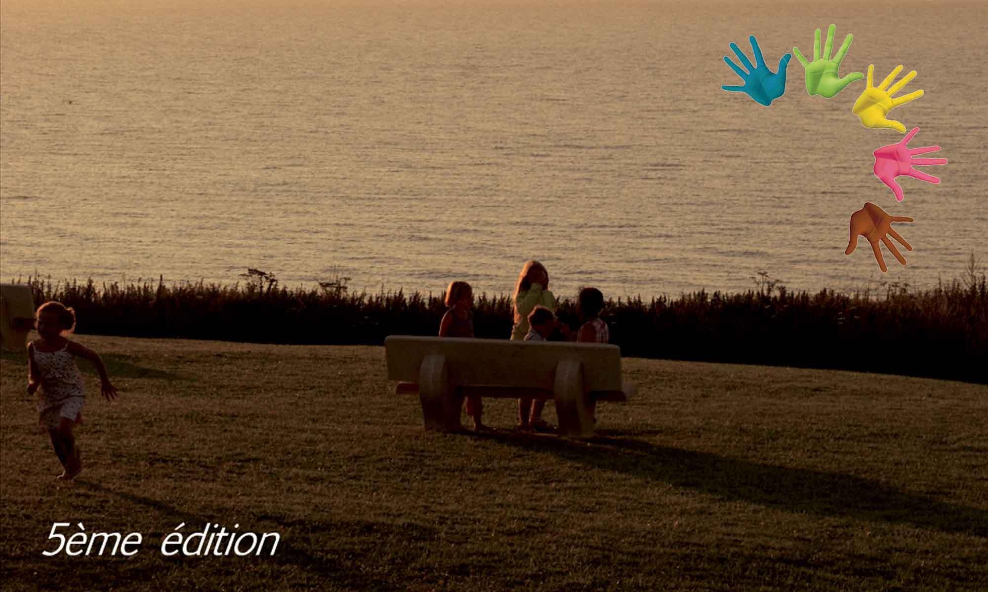 affiche de La Normandie et le Monde édtion 2013