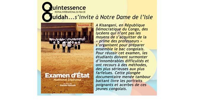 Quintessence s'invite à Notre Dame de L'Isle en novembre 2016