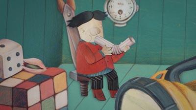 Le petit bonhomme de poche, un court métrage sélectionné par la Normandie et le Monde en 2017
